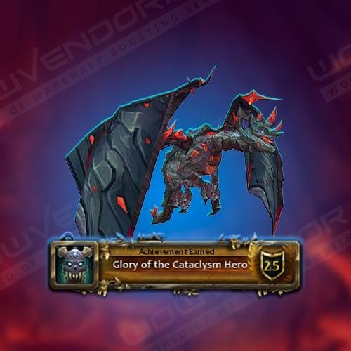 Glory of the Cataclysm Hero Boost
