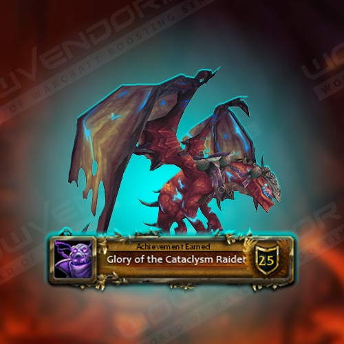 Glory of the Cataclysm Raider Boost