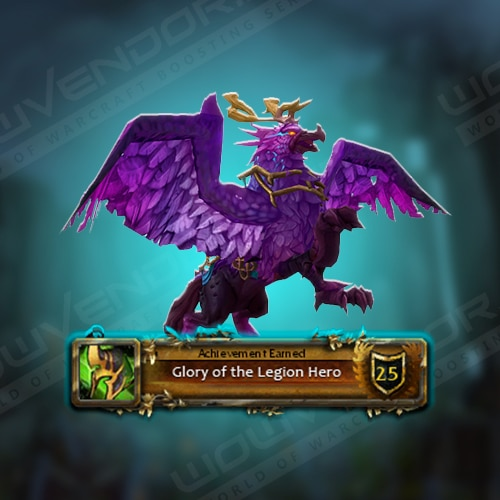 Glory of the Legion Hero boost