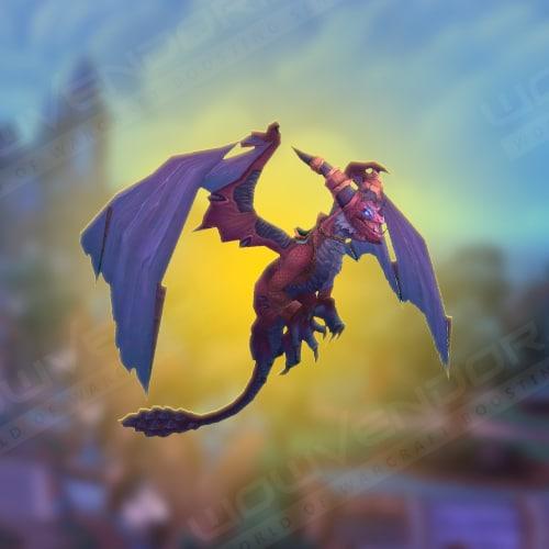 Twilight Harbinger Mount boost