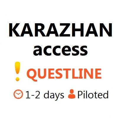 Karazhan Attunement questline boost