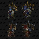 Honor & Prestige boost (+1 level)