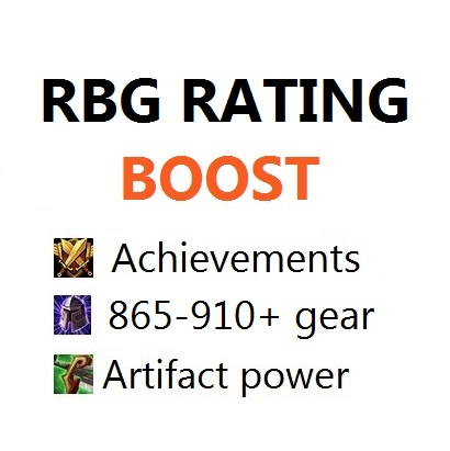 RBG rating boost