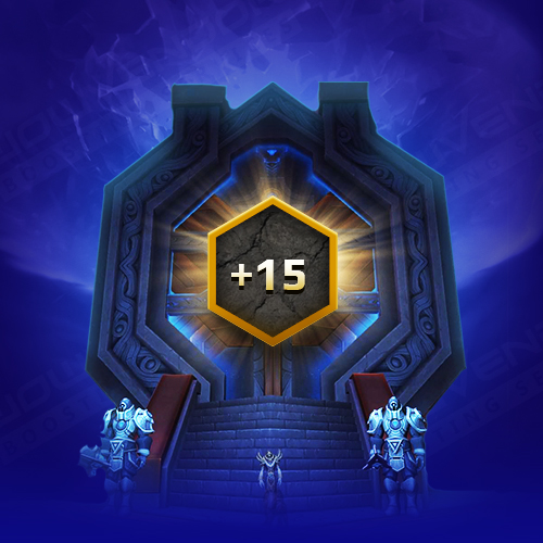 Mythic +15 Boost, Weekly Chest run (Selfplayed)