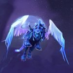 Arcanist's Manasaber mount boost