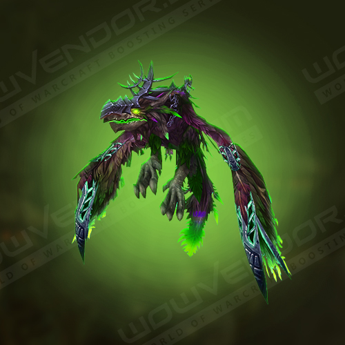Corrupted Dreadwing Mount Boost