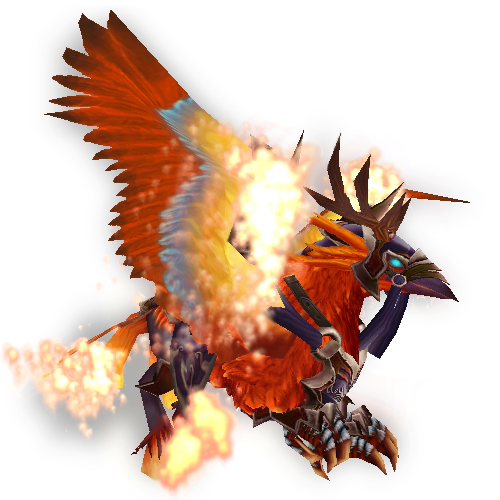 Flameward Hippogryph boost