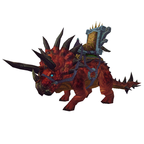 Reins of the Primal Direhorn boost