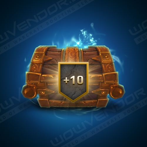 Mythic +10 Boost, Weekly Chest run (Selfplayed)