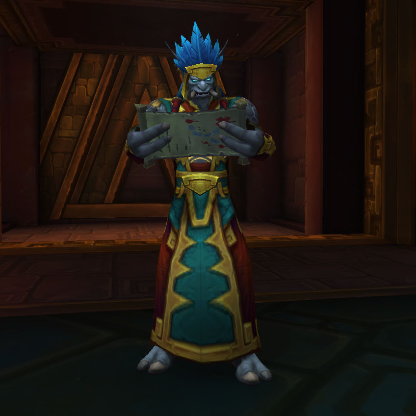 Zandalari Empire reputation boost