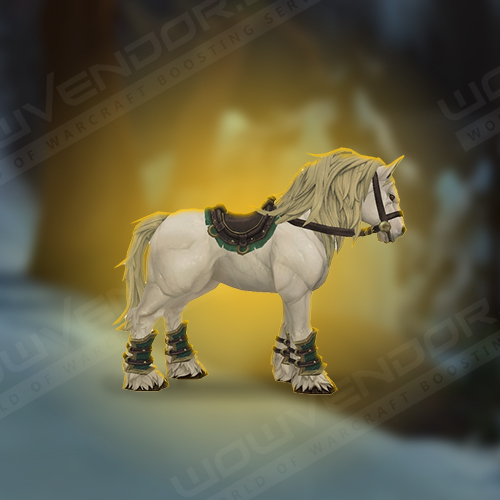Admiralty Stallion mount boost