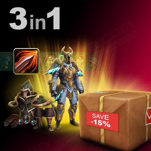 Easy Reroll Package 9.1