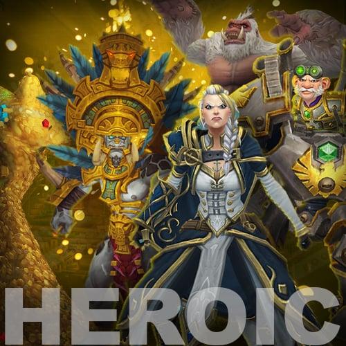 Battle of Dazar'Alor Heroic Boost