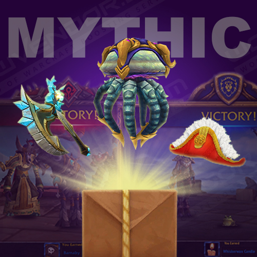 Island Expeditions Mythic boost