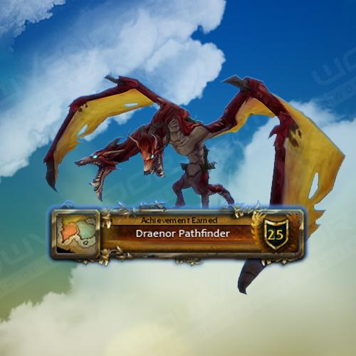 Draenor Pathfinder Boost