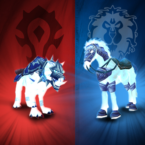 Tol Barad Mounts: Spectral Steed & Spectral Wolf boost