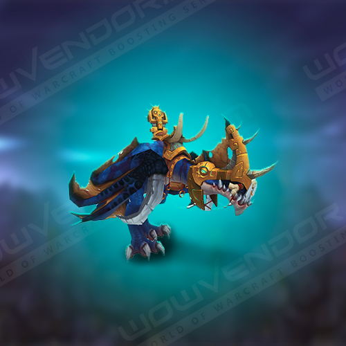 Armored Skyscreamer Mount Boost