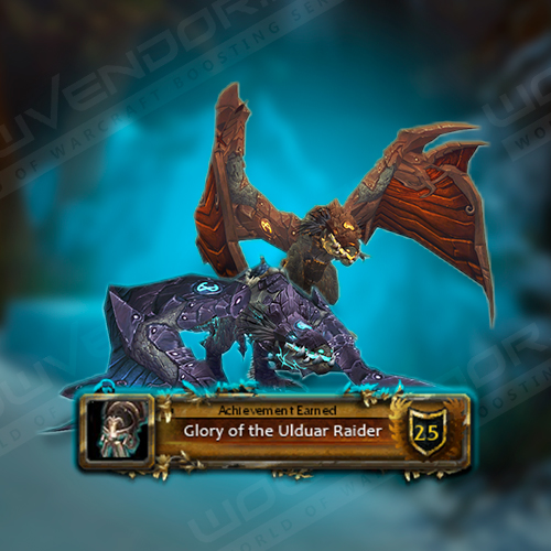 Glory of the Ulduar Raider Boost