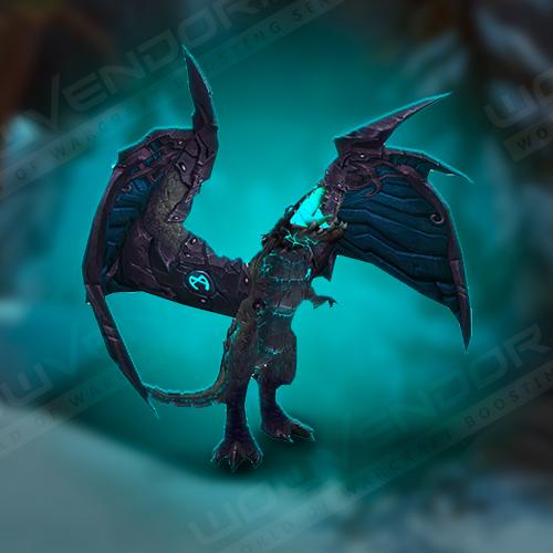 Ironbound Proto-Drake Mount Boost