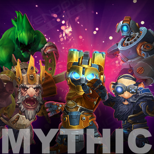 Operation: Mechagon Mythic Boost