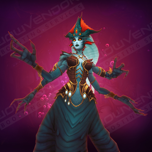 Queen Azshara (Last Boss) Boost