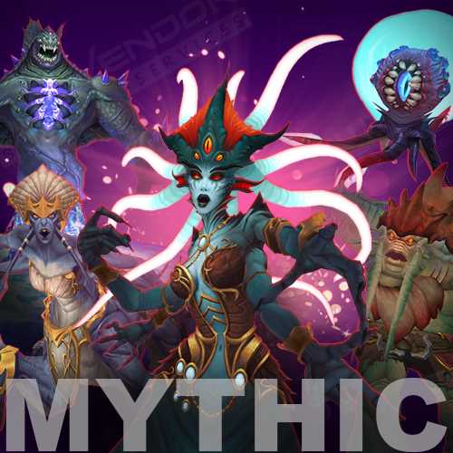 Eternal Palace Mythic Boost