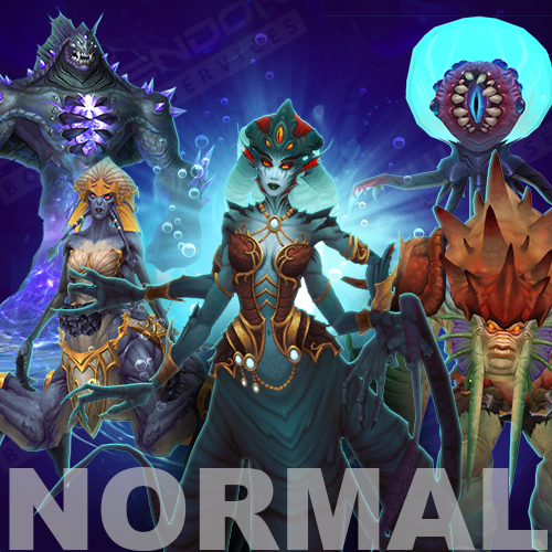 Eternal Palace 8/8 Normal Boost
