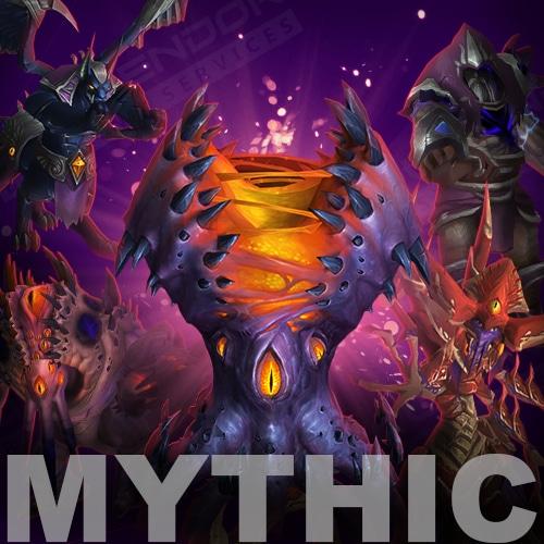 NYALOTHA MYTHIC LOOTRUN CARRY