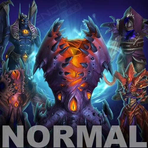 Nyalotha 12/12 Normal Boost (Selfplayed)