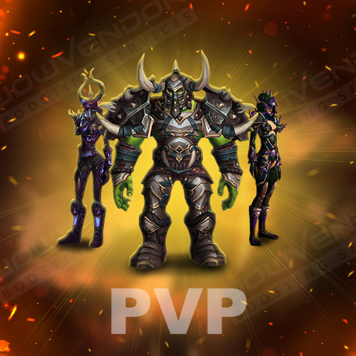 Cataclysm PvP Transmog Sets Boost