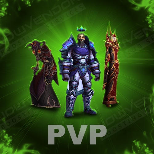 Legion PvP Transmog Sets Boost