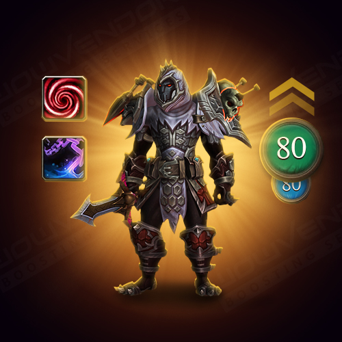 Shadowlands 9.1 Premium Character package Boost