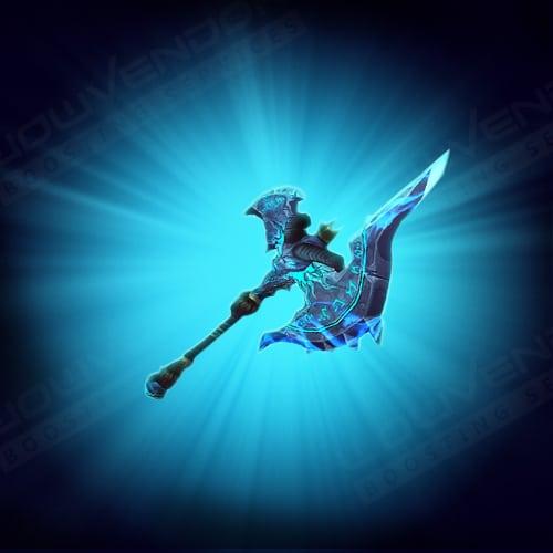 Shadowmourne legendary transmog boost