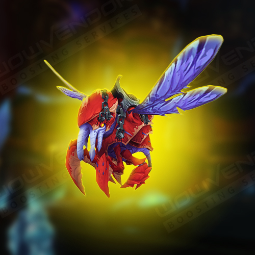 Wicked Swarmer mount boost