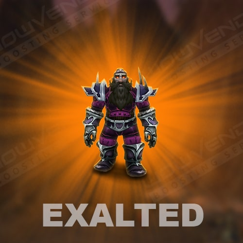 Thorium Brotherhood reputation Boost