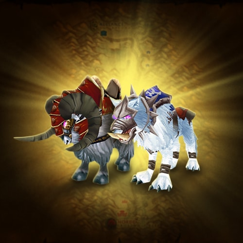 Alterac Valley PvP Mount boost