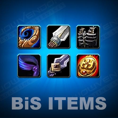 Classic BIS Items Farm Boost