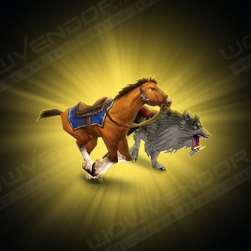 Epic 100% Speed Mount Unlocking