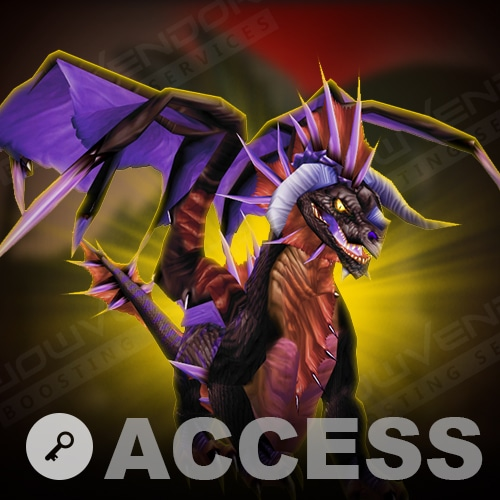 Onyxia's Lair attunement access (Drakefire Amulet)