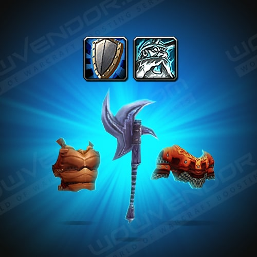 Warrior classic stances and armor unlocking