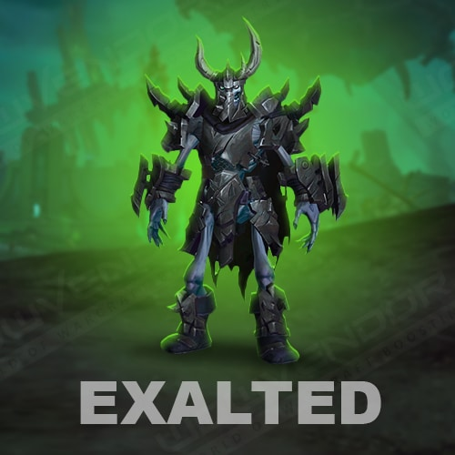 Shadowlands The Undying Army Reputation Boost