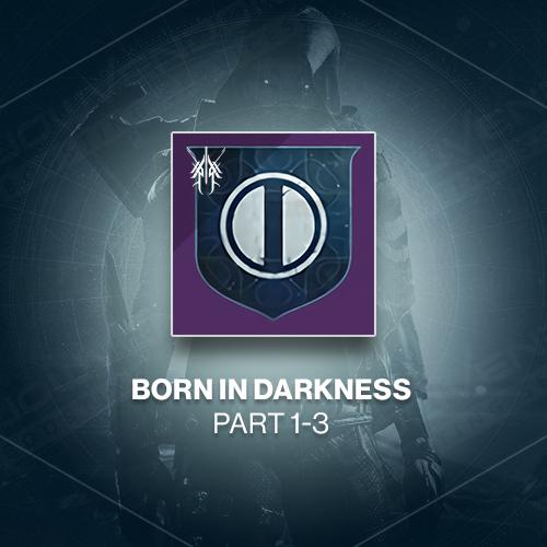 Born in darkness questline Boost