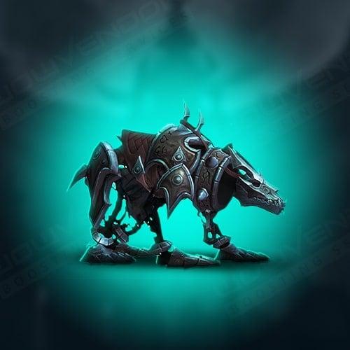 Shadowlands Corridor Creeper mount boost