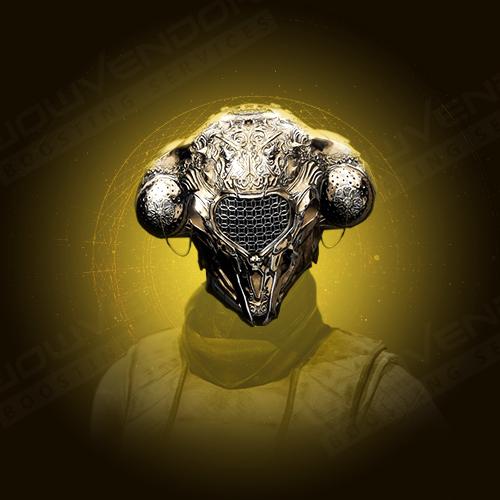 Dawn Chorus Exotiс Warlock Helmet Farm