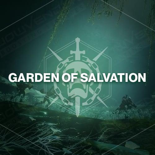 Garden of Salvation Raid Boost
