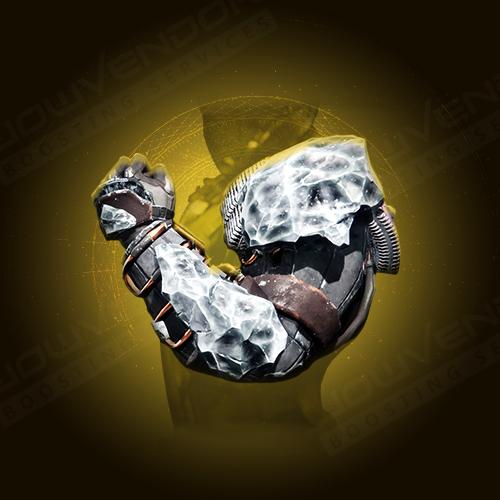 Icefall Mantle Exotic Titan Arms Farm