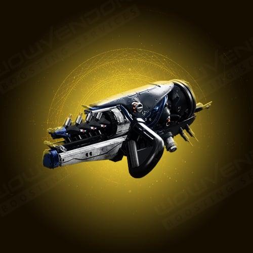 Salvations Grip Exotic Grenade Launcher Boost