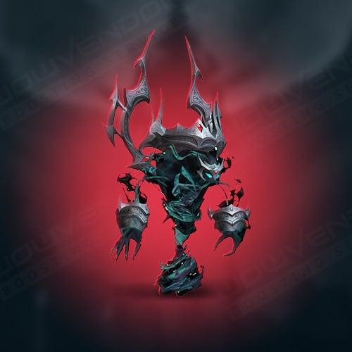 Shadowlands Sintouched Deathwalker mount boost