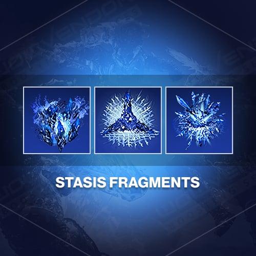 Stasis memory fragments Farm