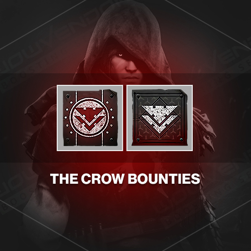 The Crow-bounties & Challenges Boost